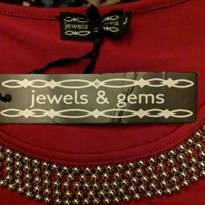 Jewels and Gems Tops - Blouse